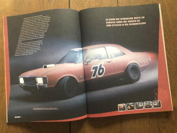 Motoraver Magazin #01, Start Issue: Die allererste Ausgabe, mit der alles begann. Hier gibts noch wenige Exemplare.
