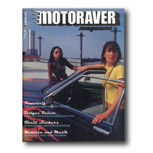 Motoraver Magazin #01