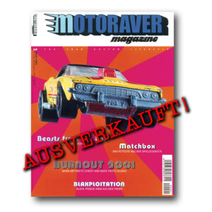 Motoraver Magazin #03, Hotwheels Issue