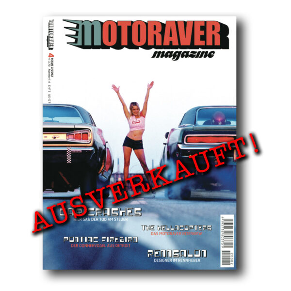 Motoraver Magazin #04, Racers Issue