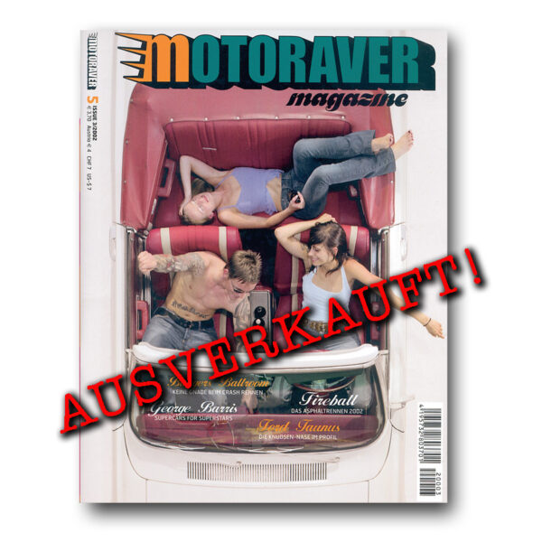 Motoraver Magazin #05, Fireball Issue