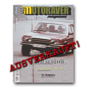 Motoraver Magazin #06, Mercedes Issue