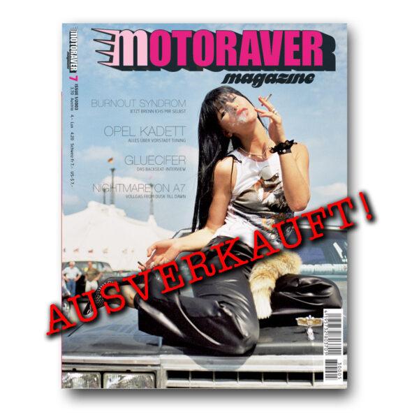 Motoraver Magazin #07, Nightmare Issue