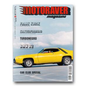 Motoraver Magazin #08, Car Club Issue