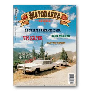 Motoraver Magazin #09, Mexico Issue
