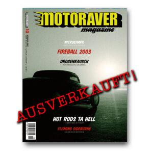 Motoraver Magazin #10, Hot Rod Issue