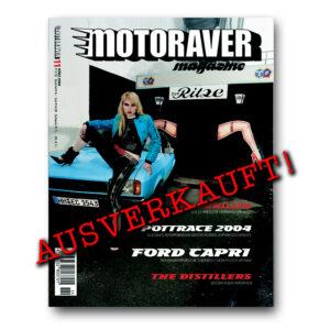 Motoraver Magazin #11, Pottrace Issue