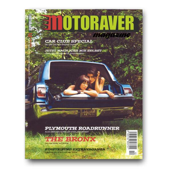 Motoraver Magazin #12, Mopar Issue