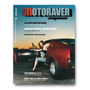 Motoraver Magazin #13, Mustang Issue