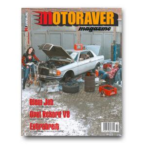 Motoraver Magazin #14, Blow Job Issue