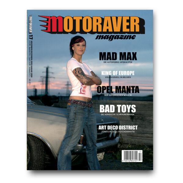Motoraver Magazin #17, V8 Mad Max Issue