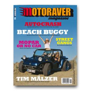 Motoraver Magazin #19, Beach Buggy Issue
