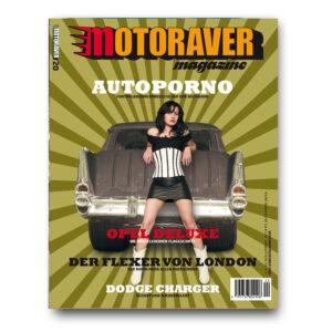 Motoraver Magazin #20, Autoporno Issue