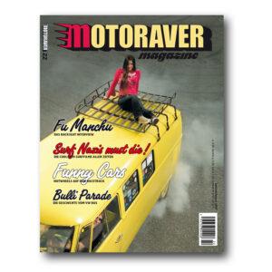 Motoraver #22, Bulli Issue