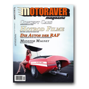 Motoraver Magazin #24, Special Cars Issue