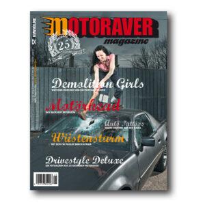 Motoraver Magazin #25, Anniversary Issue