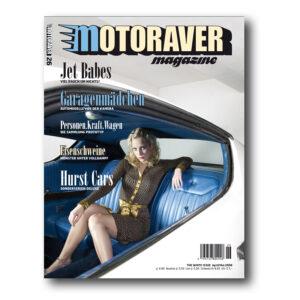 Motoraver Magazin #26, White Issue