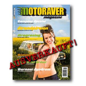 Motoraver Magazin #27, Summer Issue