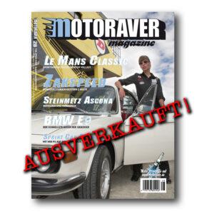 Motoraver Magazin #28, Speed Issue