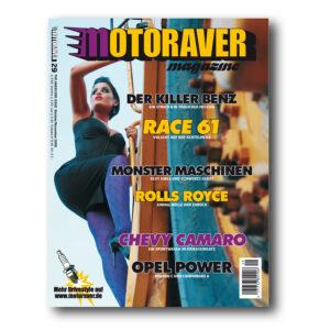 Motoraver Magazin #29, Hardcore Issue