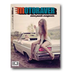 Motoraver Magazin #32, Liberty Issue