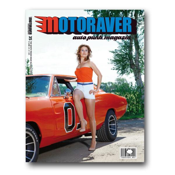 Motoraver Magazin #35, White Trash Issue